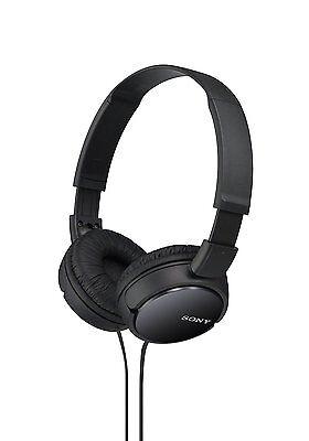 Cascos Sony Negros MDR ZX110 ORIGINALES 3.5mm Auriculares Musica MP3 Hombre 110
