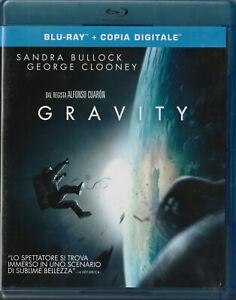 Blu-Ray-GRAVITY-Sandra-Bullock-George-Clooney-2013-Avventura-Spazio-ITALIANO