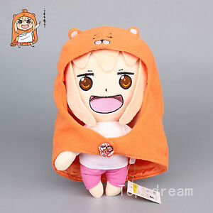 New-Anime-Himono-Onna-Cute-Girl-Plush-Toy-Soft-Stuffed-Doll-26cm-10-039-039-Kids-Gift