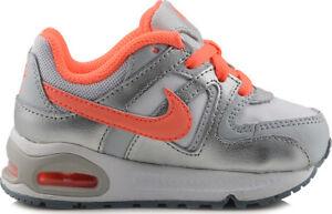 Nike-Air-Max-Command-Scarpa-Sneakers-Junior-Grigio-tg-var-31-OCCASIONE