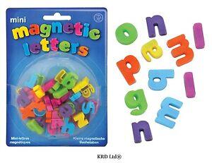 40-Pack-MINI-MAGNETIC-ALPHABET-SET-Letters-Kids-Preschool-Words-Toy-Gift-Toys-UK