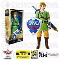 The Legend Of Zelda Skyward Sword Link Variant 20-inch Premium Action Figure on sale