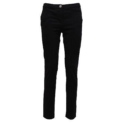 zur Freigabe auswählen Räumungspreis genießen Shop für Beamte 6518Y pantalone 4 tasche donna black ARMANI JEANS cotton trouser woman |  eBay