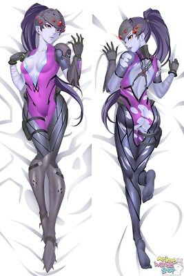 Hot Game Overwatch OW GENJI COS Dakimakura Hugging Body Pillow Cover Pillow Case