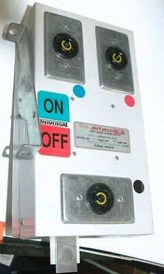 New StarLine Busway Tap Box-On//Off