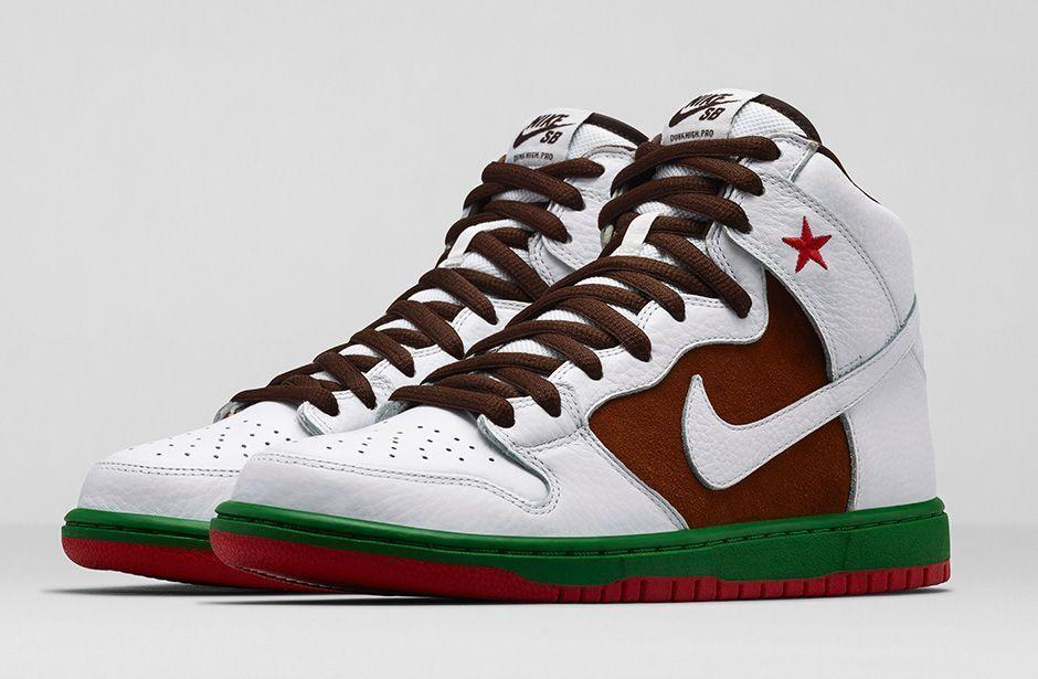 Nike sb schiacciare alto digi premio cali - quickstrike digi alto suprema lancia 4 - 14 631c44