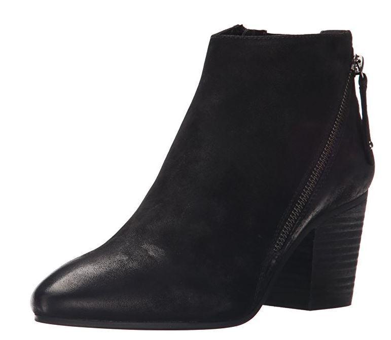 Steve Madden Women's Jaydun Black Nubuck Boot …