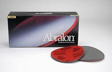 Mirka Abralon Sanding Pad Combo 3 Pads 500 Grit Bowling Ball Surface Prep