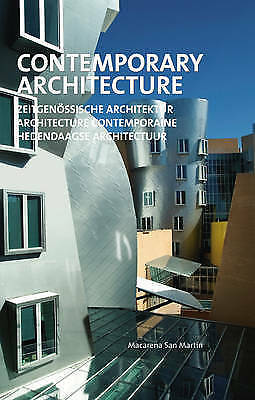 1 of 1 - Contemporary Architecture (Kolon Mini Series), unknown, Used; Good Book