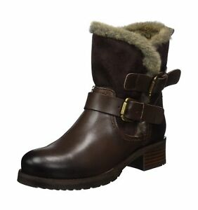 Womens Sauvage 5 Uk Boots Brown torrone Biker Es Nevada 0 01 Buffalo 30963 5 aUxnwZdqU