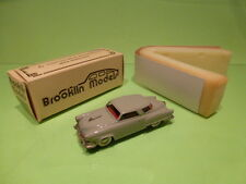 BROOKLIN MODELS 17 STUDEBAKER CHAMPION STARLIGHT COUPE - GREY? 1:43 - NMIB