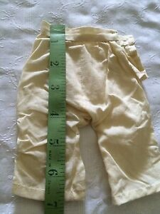 Antique-Doll-German-French-Bloomers-Knickers-Bisque-Teddy-Bears-Primitive