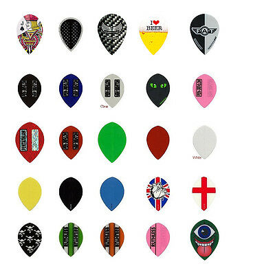 Pear Dart Flights 10 sets wholesale prices NEW  FREE SHIPPING 30 Flights