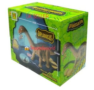 Brand new Battery Operated Diplodocus/din<wbr/>osaur