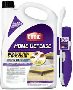 New-Bed-Bug-Spray-Flea-Tick-Killer-Home-Defence-Max-Ortho-Kills-Non-Staining