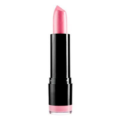 NYX Extra Creamy Round Lipstick color LSS618 Georgia ( Red-toned pink ) Pearl