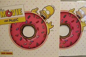 The-Simpsons-Movie-The-Music-OST-by-Hans-Zimmer-Schuber-WIE-NEU-lesen
