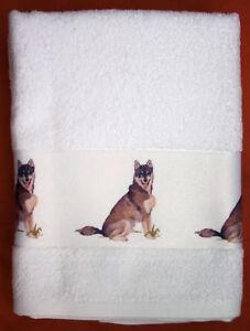 SIBERIAN-HUSKY-DOG-LARGE-HAND-GUEST-TOWEL-WATERCOLOUR-PRINT-SANDRA-COEN-ARTIST