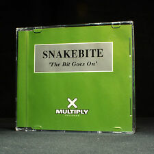 Snakebite - The Bit Goes On - music cd EP