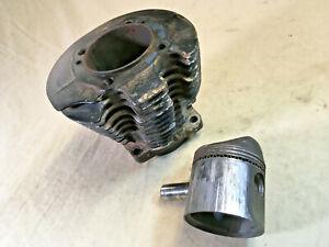 Harley-Davidson-OEM-Cylinder-Sportster-900-XLCH-Shovelhead-Rear