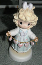 Precious Moments You Have Touched So Many Hearts FIGURINE 261084