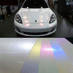 Pearl White Vinyl Spray Paint