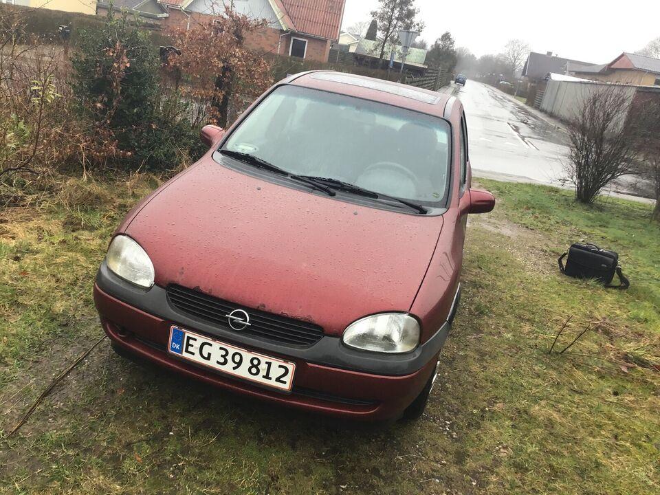 Opel Corsa, 1,4 World Cup, Benzin