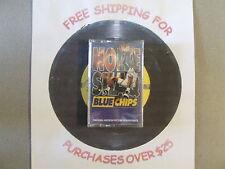 SEALED BLUE CHIPS ORIGINAL SOUNDTRACK CASSETTE W/ HYPE SHAQ HENDRIX NILE RODGERS