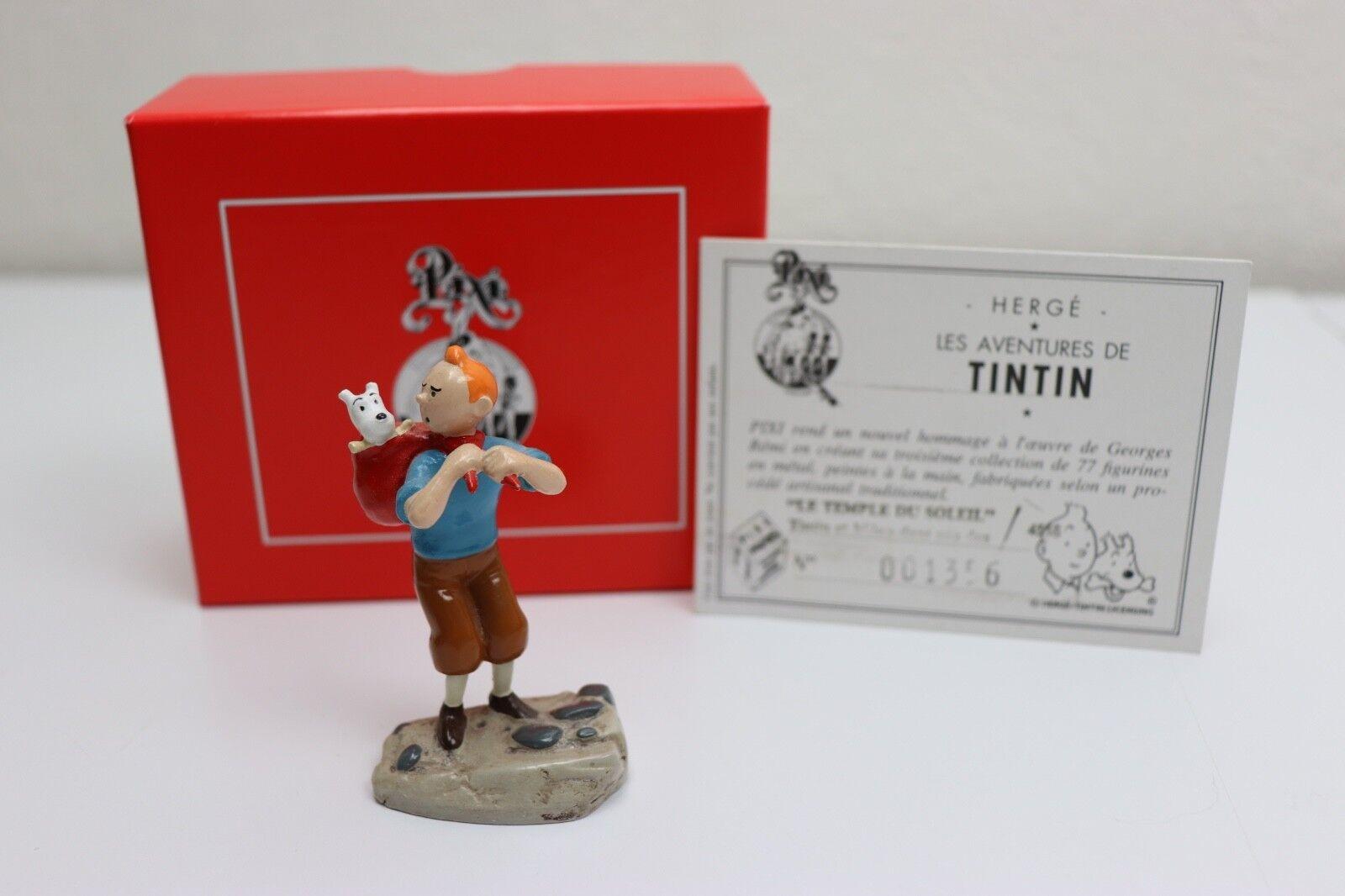 cómodamente Tintin milou dos dos dos pixi tim struppi Kuifje Bienlein aroutcheff Leblon  ofreciendo 100%