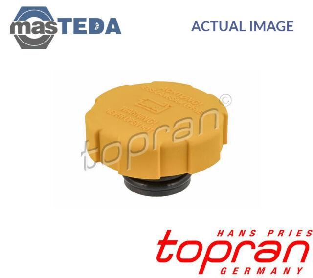 VAUXHALL VECTRA C Radiator Cap 02 to 09 Firstline Genuine Quality Replacement
