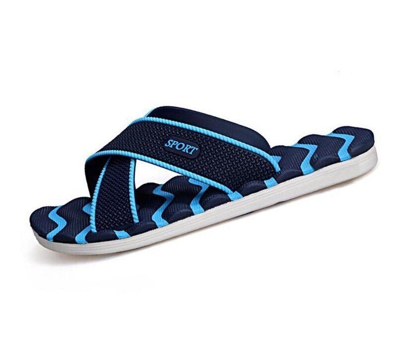 00075942b56160 Men s Slip Resistant Flip Flops Summer Outdoor Outdoor Outdoor Beach Casual  Wear Top Quality New 84f1b1