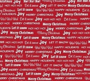 HOLIDAY-JOY-RED-Print-Cotton-Fabric-by-WINDHAM-FABRICS-BTY