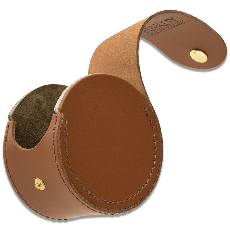 Hardy HBX Leather Reel Cases Regular MADE IN THE  NEW FOR 2019  welcome to choose