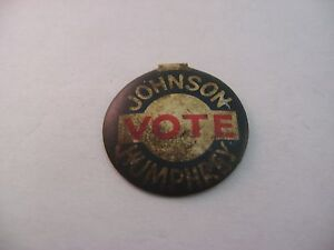 Vintage-Political-Button-Vote-Johnson-Humphrey