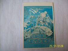 GAIN GROUND Genesis Vidpro Card