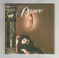(cd) Banco - Banco / Mini Lp Packaging / Japan Import /