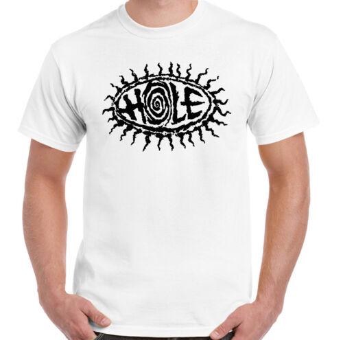 As Worn By Kurt Cobain Hole Mens Fashion T-Shirt Nirvana Grunge Hi How Are You