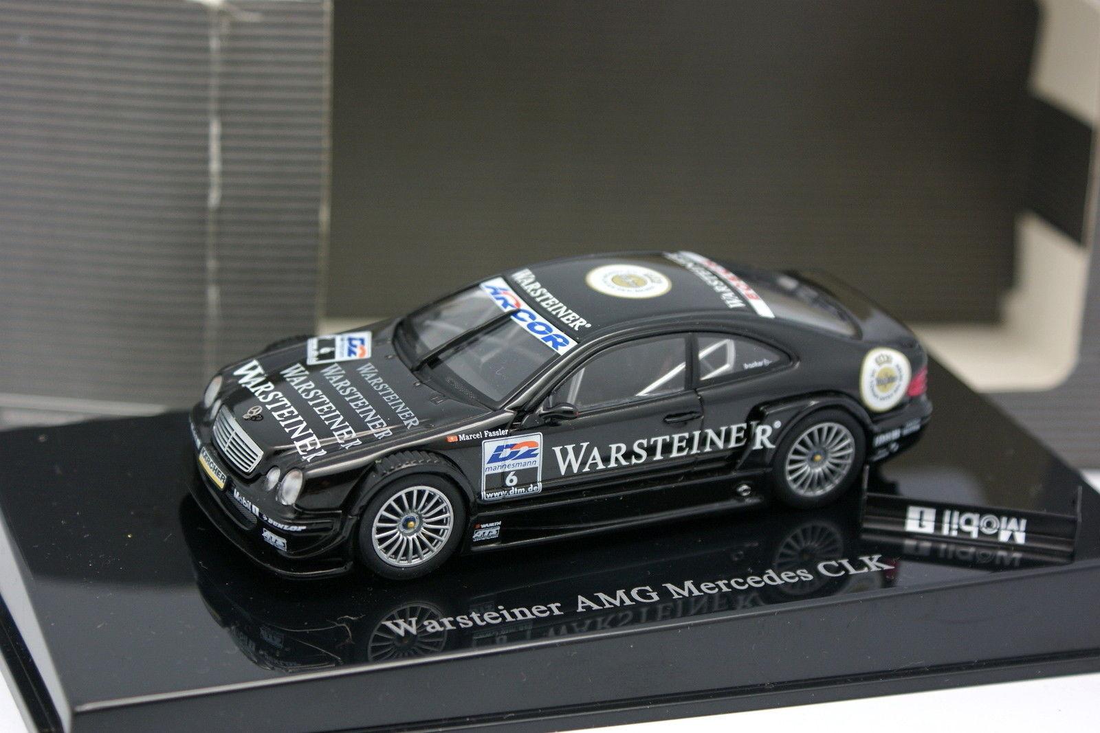 Auto Art 1 43 - Mercedes CLK AMG DTM Warsteiner Warsteiner Warsteiner Fassler e55b5c