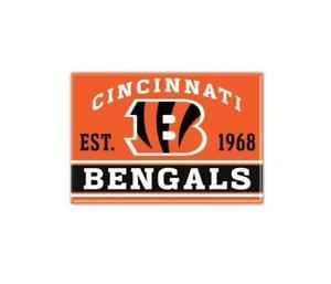 Cincinatti-Bengals-Foto-Magnet-mit-Logo-NFL-Football-Team-Gruendungsjahr