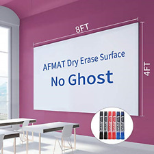 Dry Erase Whiteboard Paper Large White Board Stickers For Wall 8x4ft Dry Erase