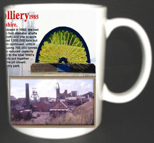 MOORGREEN-COLLIERY-COAL-MINE-MUG-LIMITED-EDITION-GIFT-MINERS-NOTTINGHAMSHIRE-PIT