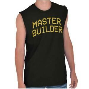 Old School Gamer Joystick Nerd Geek Funny Mens Tank Top Sleeveless Shirt Black XX-Large