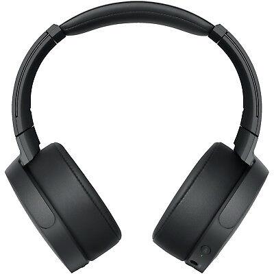 SONY MDR-XB950N1, Over-ear Kopfhörer, Schwarz