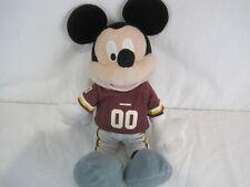 "NFL Mikey Mouse Plush Team Redskin 18"" (OAR37-317)"
