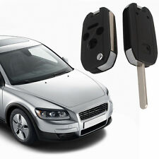 Folding Key Shell Case 3 Buttons Flip Car Keyfob for HONDA Accord Civic CR-V Fit