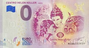 BILLET-0-EURO-CENTRO-HELEN-KELLER-VERSION-BRAILLE-2018-NUMERO-DOUBLON-3939