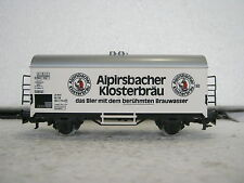 Märklin HO/AC 4417 Bierwagen Alpirsbacher Klosterbräu DB (CO/127-6R3/2)
