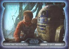 Star Wars Masterwork - C-8 Rainbow Foil Parallel Chase Card #103/299