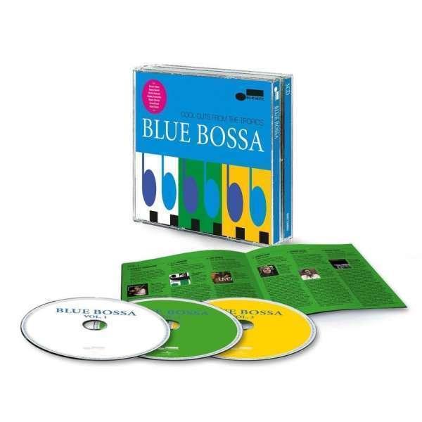 Various Artists - Blue Bossa Nuevo CD