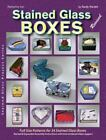 Patterns for Stained Glass Boxes - Revised : Designs for 34 Complete Box Projects by Randy A. Wardell (2010, Paperback)